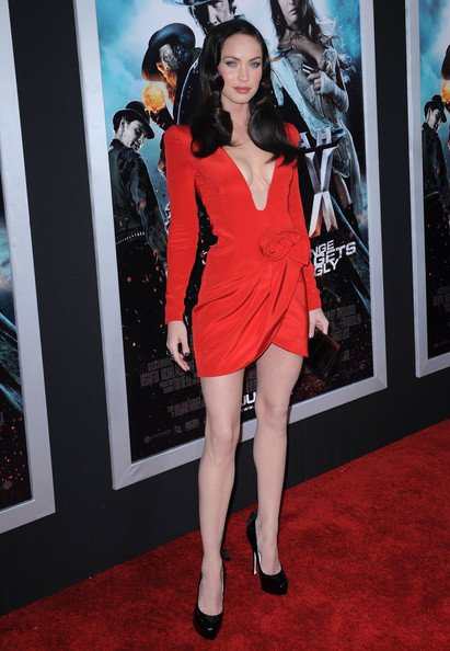 I have to say, Megan Fox was lookin' extra hot when she attended the Jonah