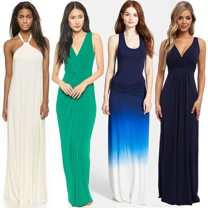 52adb6934c93 Best Maxi Dresses for Petites  7 Styling Tips for Short Women
