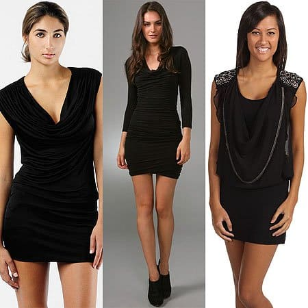 4 Great Ways To Wear Cowl Neck Dresses