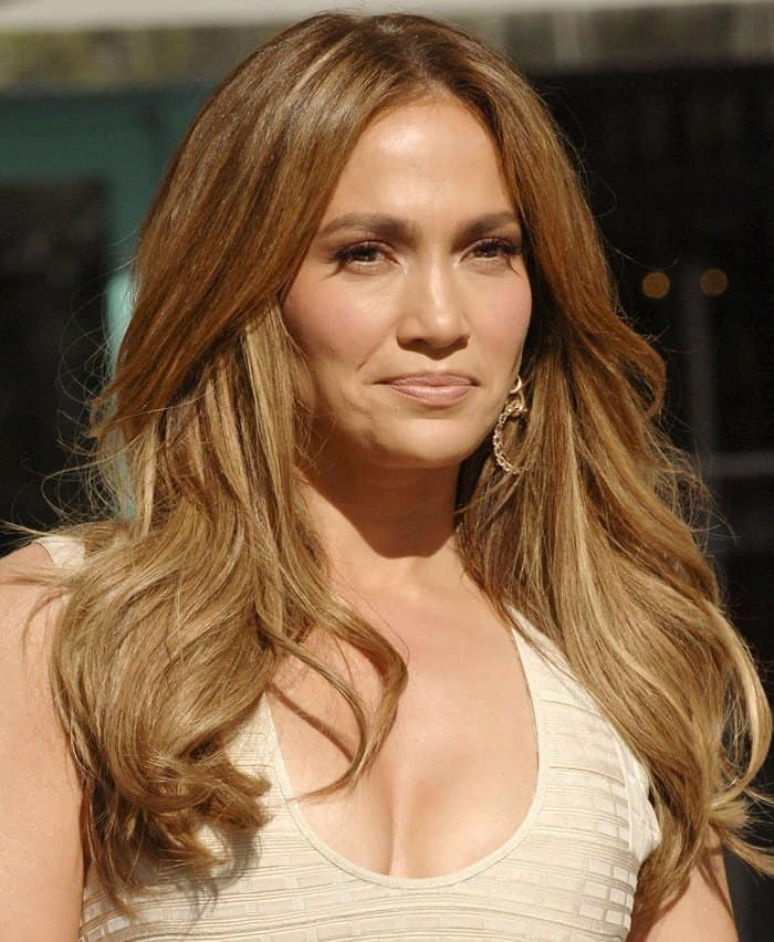Jennifer Lopez was named the first female national spokesperson for the Boys & Girls Club Of America