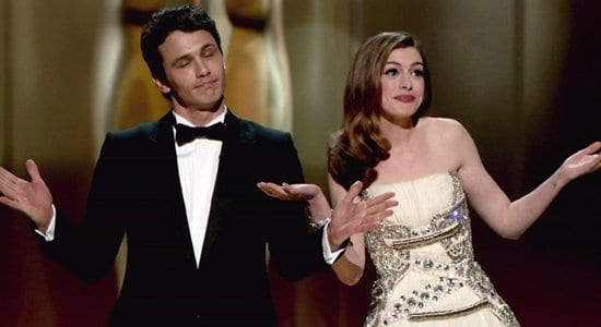 Someone made the ill-conceived coupling of James Franco and Anne Hathaway to co-host the 2011 Academy Awards