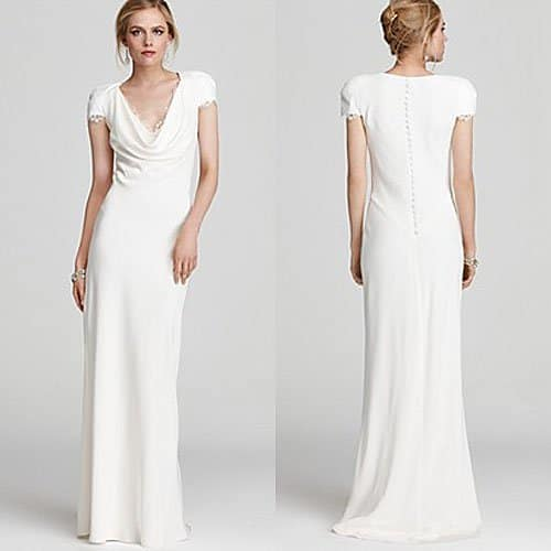 Pippa Middleton Wedding Reception Dress: More Replicas Of Kate & Pippa Middleton Royal Wedding Dresses