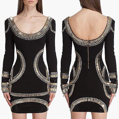 Sass & Bide Higher Ground dress in black