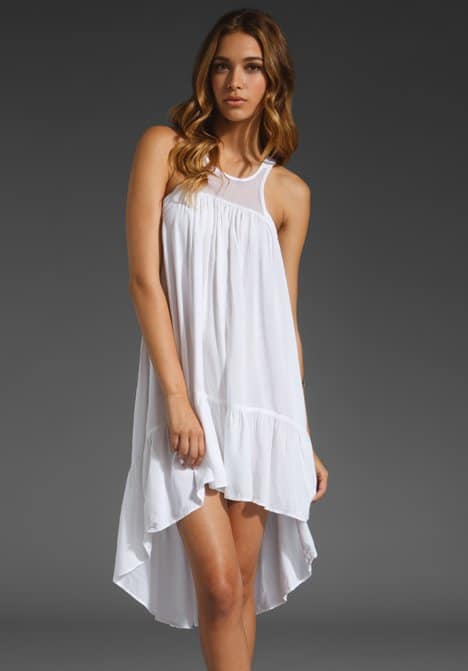 Local Celebrity Windsong Dress in White | REVOLVE