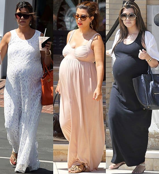 Celebrity Maternity Style 5 Things To Look For In Maxi