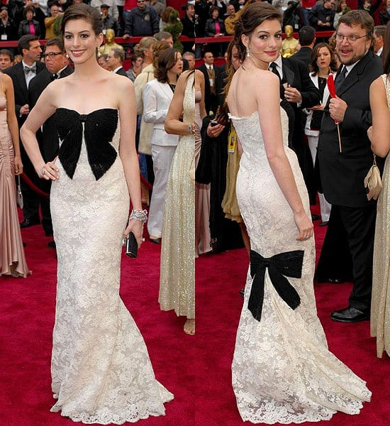 Anne Hathaway S 10 Most Wowing Wedding Worthy White Dresses
