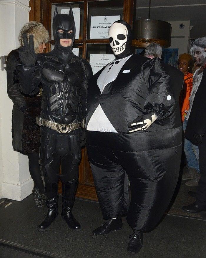 8 Best Celebrity Halloween Costumes of 2012