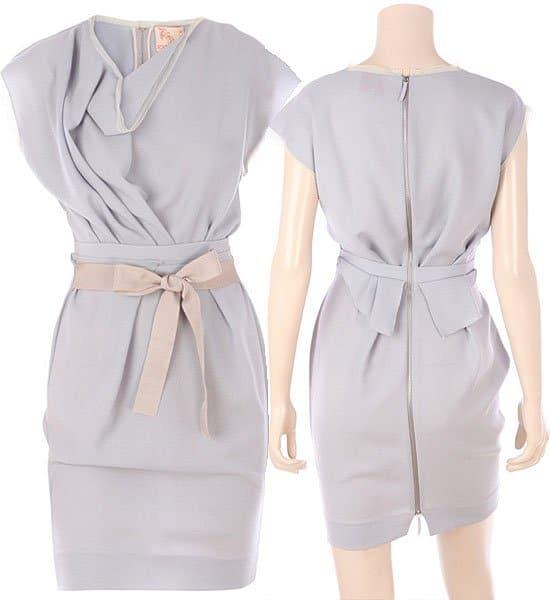 Roksanda Ilincic 'Peridot' dress