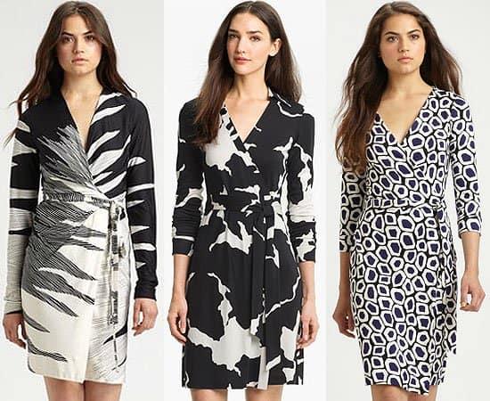 Diane von Furstenberg wrap dresses 1