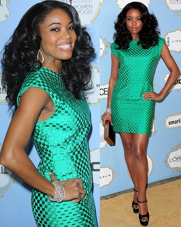 Gabrielle Union at the 6th Annual Essence Black Women in Hollywood Luncheon