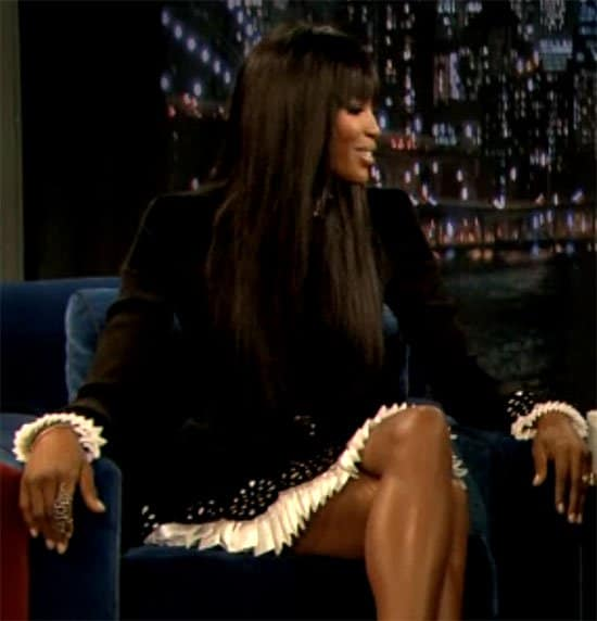Naomi Campbell at Late Night with Jimmy Fallon1