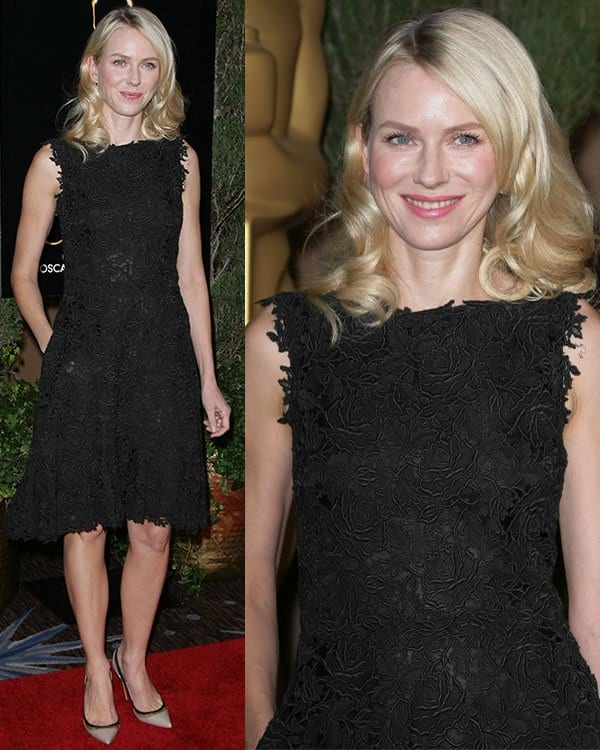 Naomi Watts at the 85th Academy Awards Nominees Luncheon held at Beverly Hilton Hotel