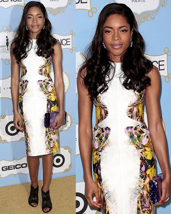Naomie Harris at the 6th Annual Essence Black Women in Hollywood Luncheon