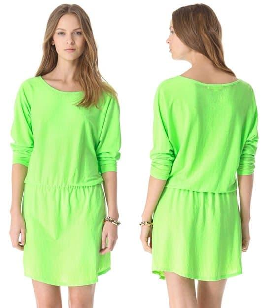 So Low - Jersey Mini Dress