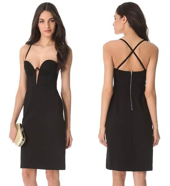 Willow - Corset Illusion Dress