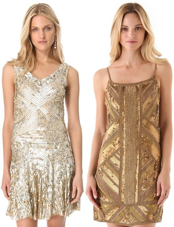 haute hippie and renzo + kai dresses
