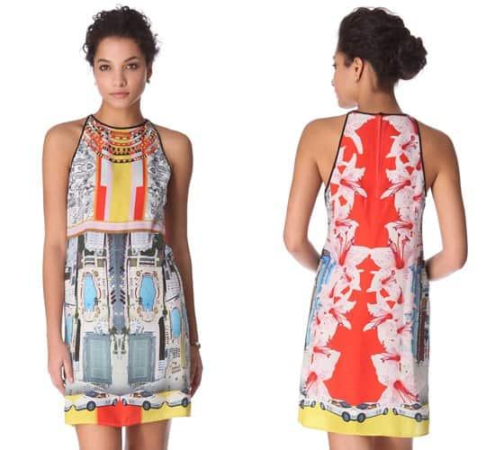 Clover Canyon Miami Streets Tank Dress