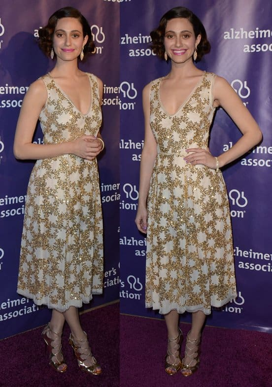 21st Annual 'A Night at Sardi's' to Benefit the Alzheimer's Association held at the Beverly Hilton Hotel
