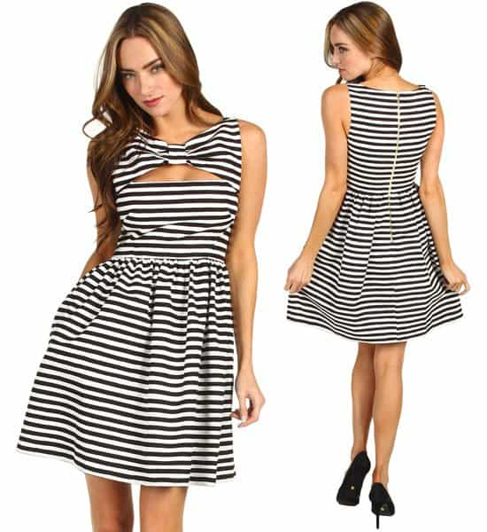 Kate Spade New York All Wrapped Up Vivien Dress