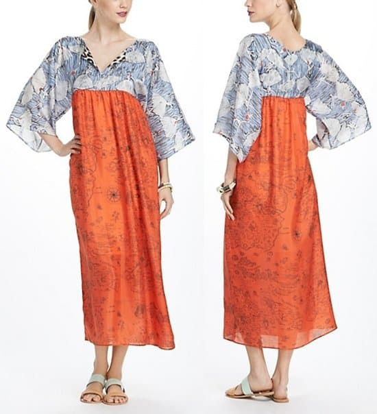 L.P.O. by Laurence Maheo Robe Nine Dress - Anthropologie