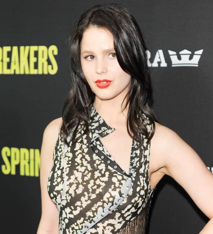 Spring Breakers Los Angeles Premiere