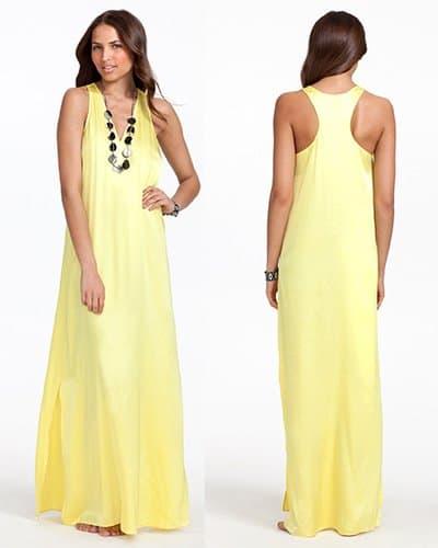 Solid Palmira Dress