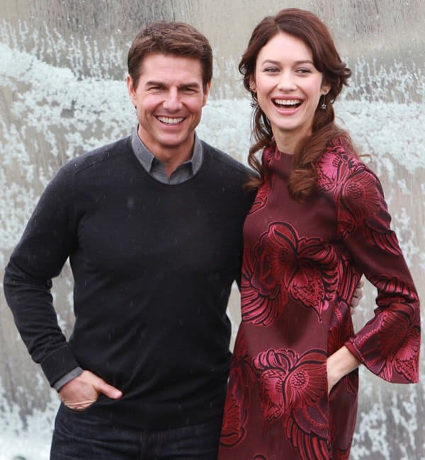 'Oblivion' photocall at The Ritz-Carlton in Moscow
