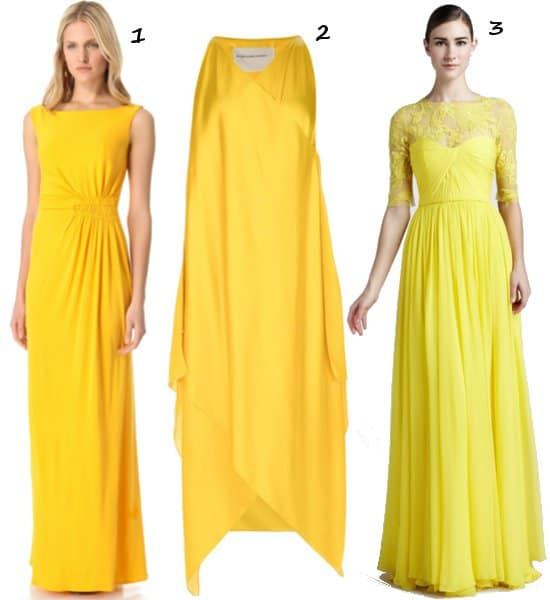 Yellow-gowns
