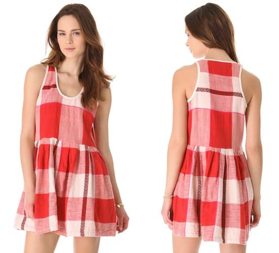 Ace & Jig Boardwalk Mini Dress
