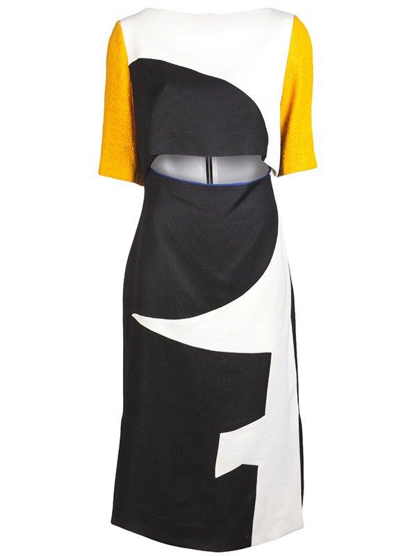 Roksanda Ilincic Brandt Dress