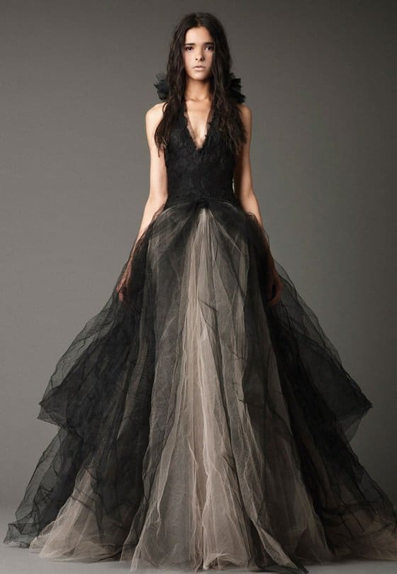 vera wang josephine dress fall 2012