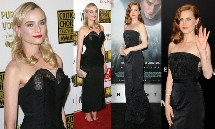 Who Looks Best in Nina Ricci: Diane Kruger or Amy Adams?