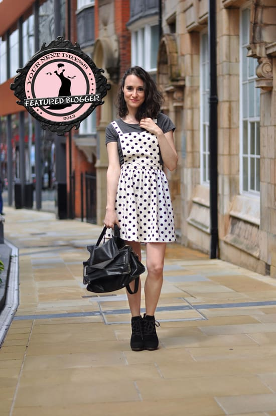 pinafore dress outfit