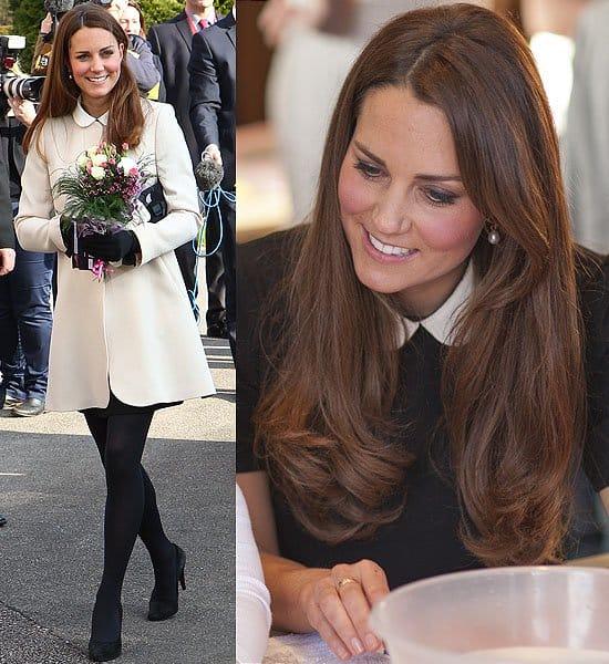 Kate Middleton Child Bereavement UK