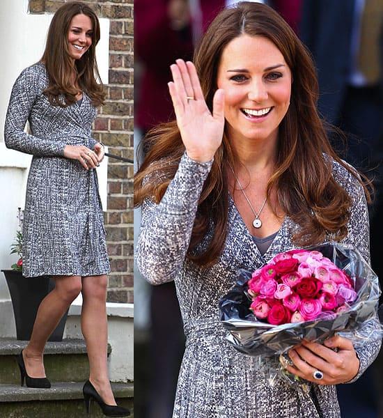 Kate Middleton Hope House