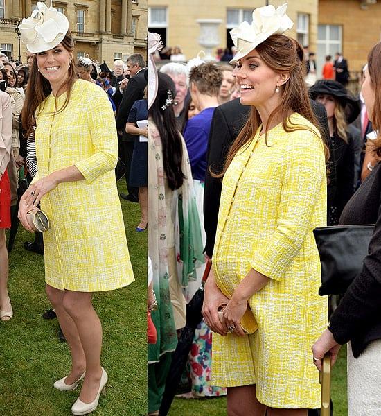 Kate Middleton Royal Garden Party