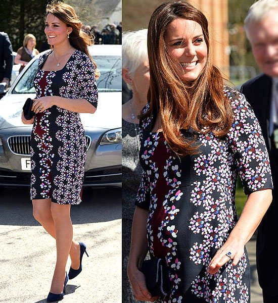 Kate Middleton The Willows Primary School