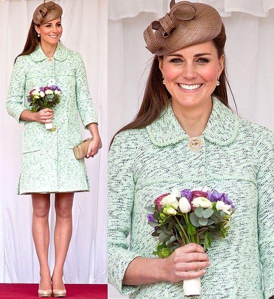 Kate Middleton national celebration for scouts