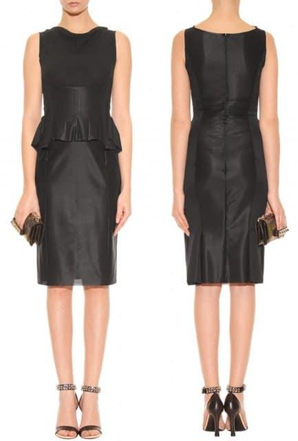Nina Ricci Fitted Dress