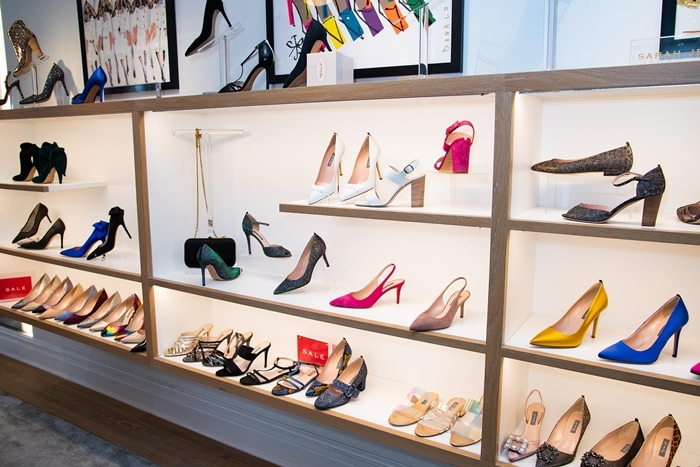 Sarah Jessica Parker's new flagship shoe store in NYC