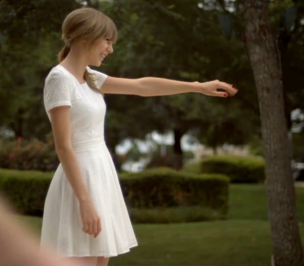 Taylor Swift Wears French Connection For Her New Music Video