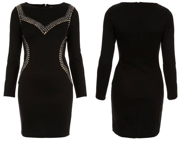 Topshop Petite Gem Dress
