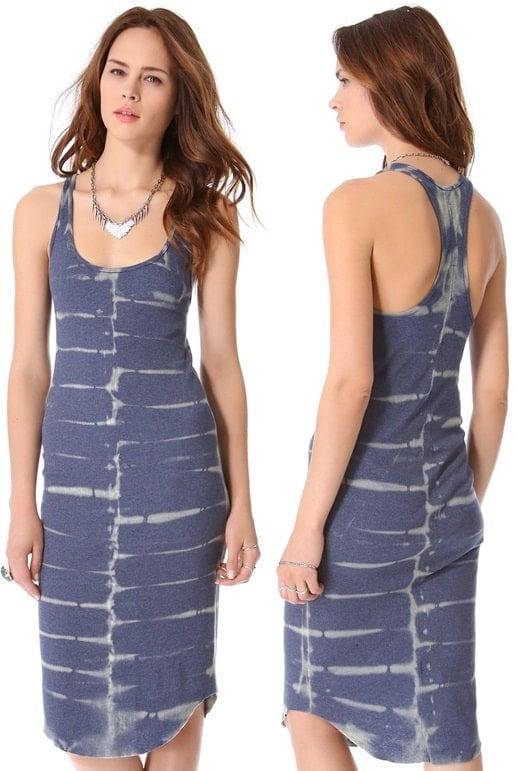 Raquel Allegra Ribbed Tank Dress