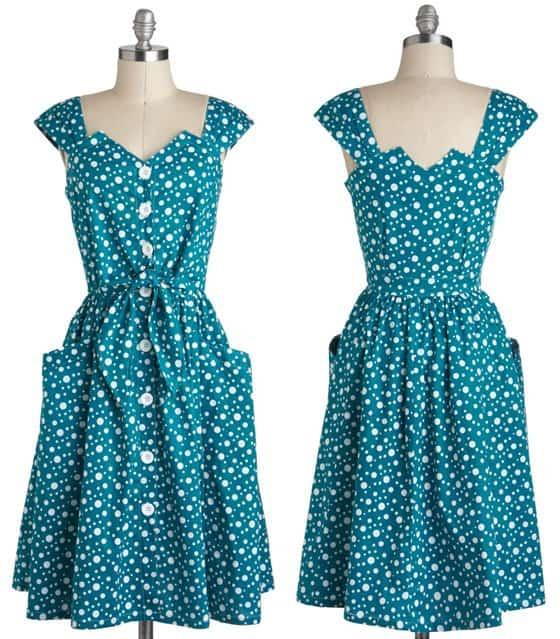 Bettie Paige Isn't She Lovely Dress