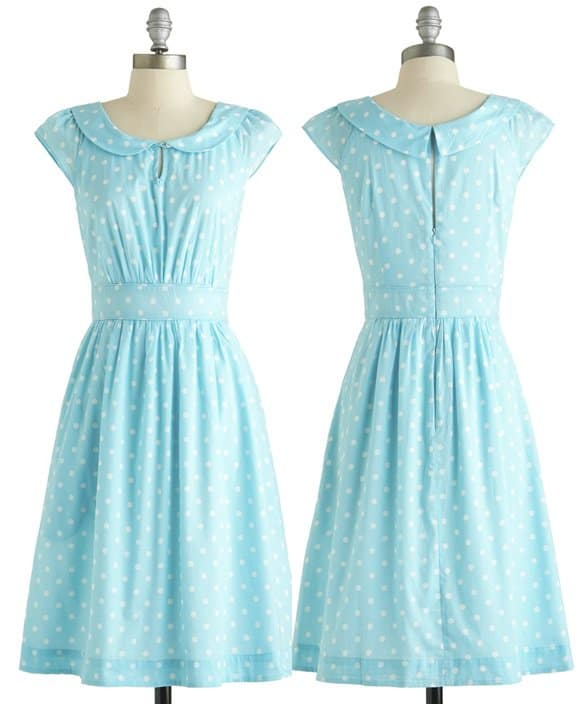 Emily and Fin Set Me Freesia Dress