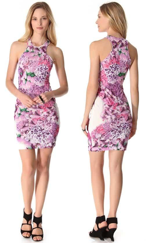 Just Cavalli Alma Dress-horz