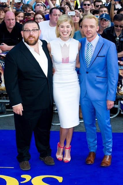 World premiere of The World's End