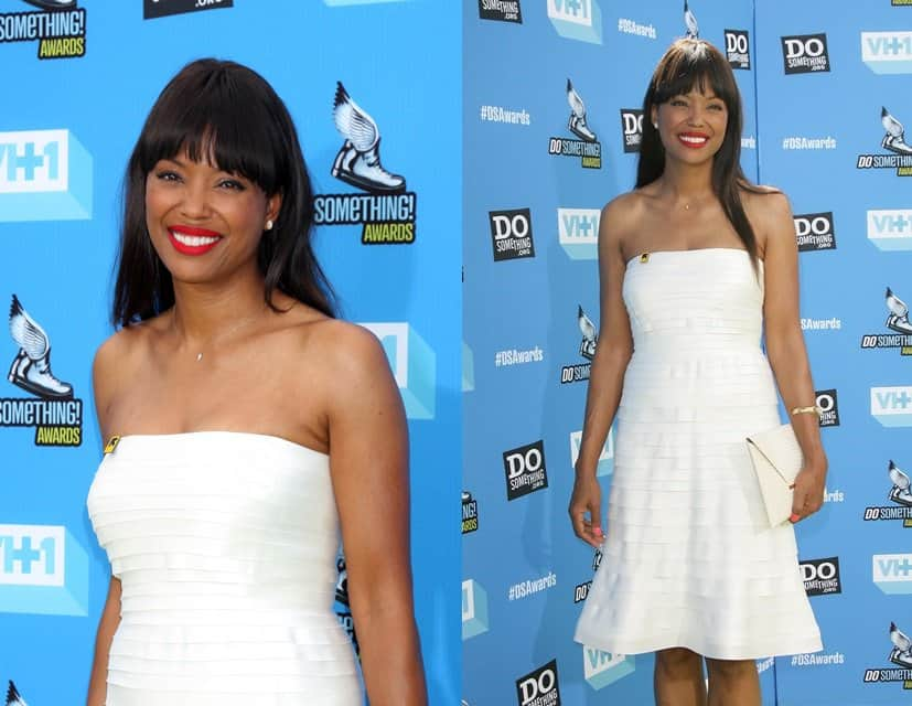 Aisha Tyler at the 2013 Do Something Awards held at The Avalon in Los Angeles on July 31, 2013