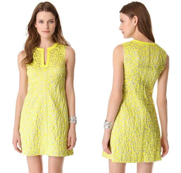 Diane von Furstenberg Sandine Dress-horz