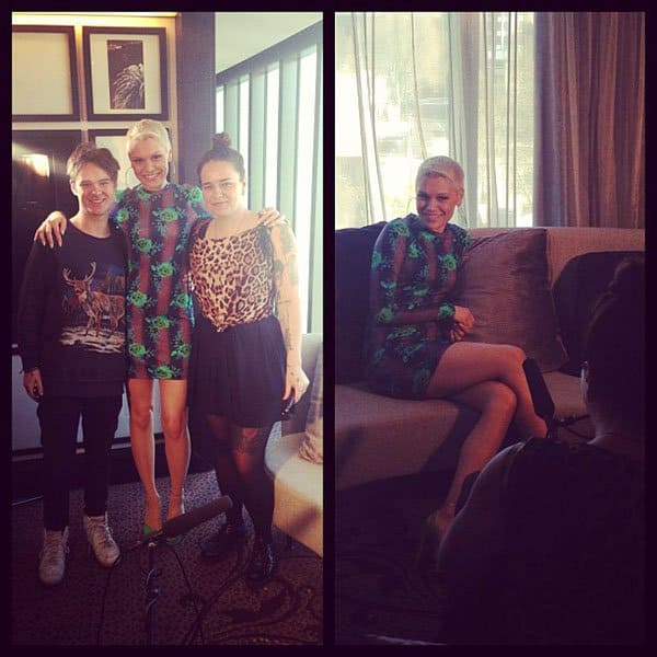 Jessie J Interview Five